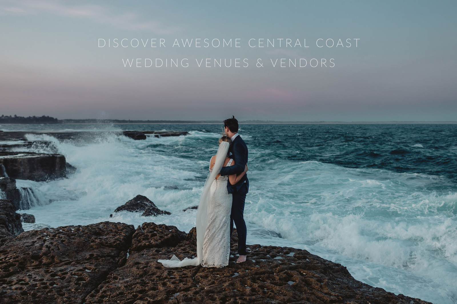 coast wedding