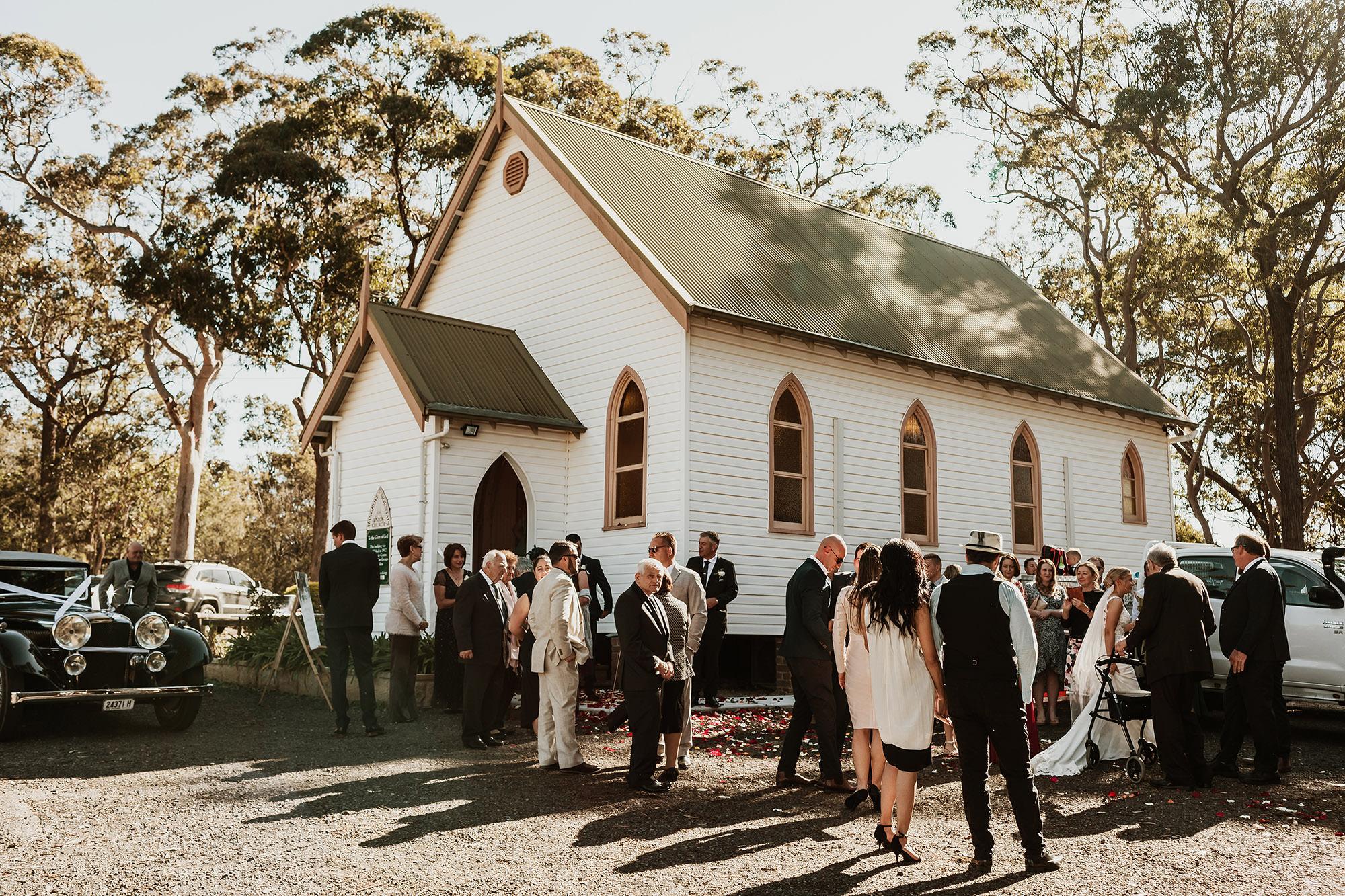 Mangrove Mountain Union Church