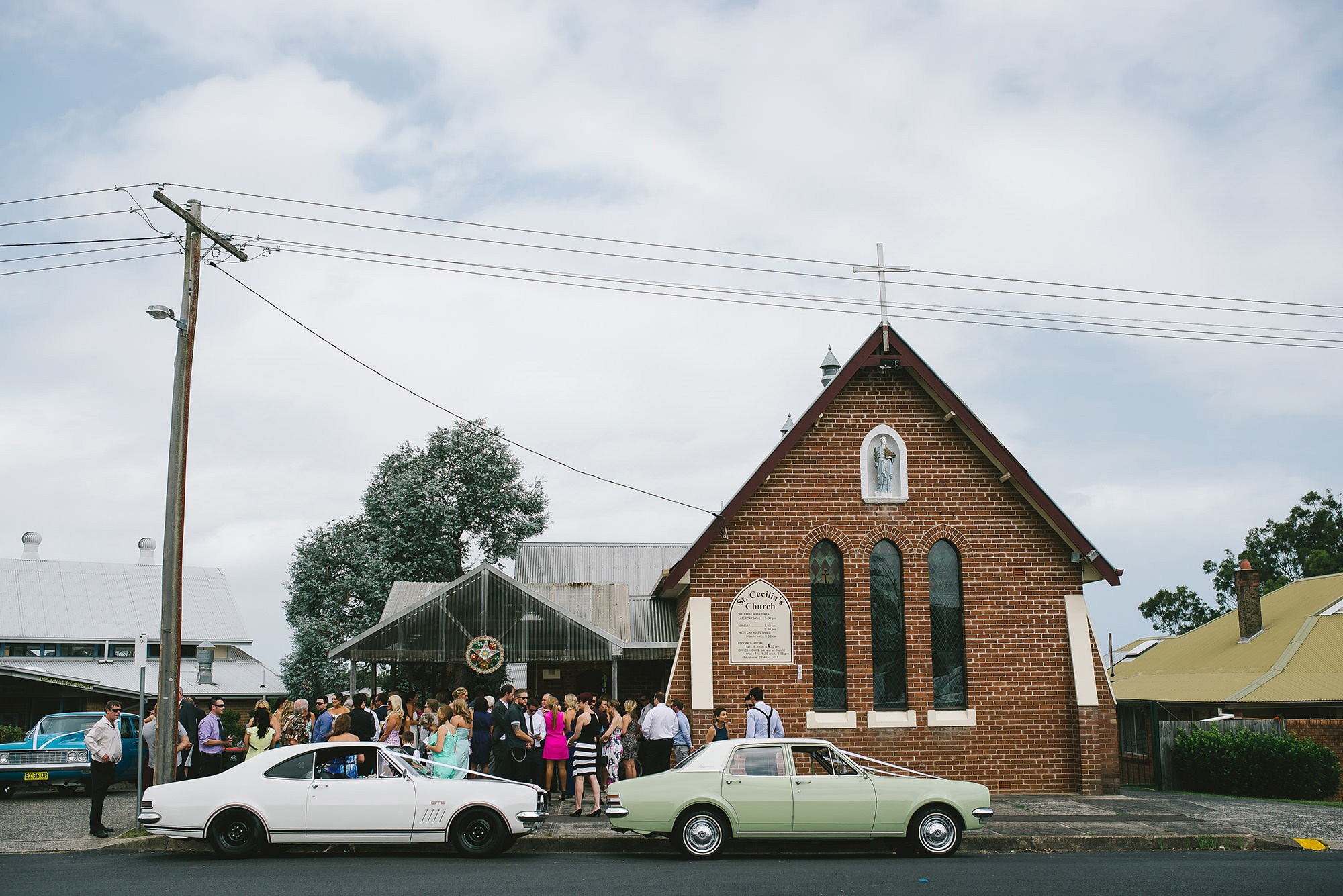 Central Coast churches for your wedding