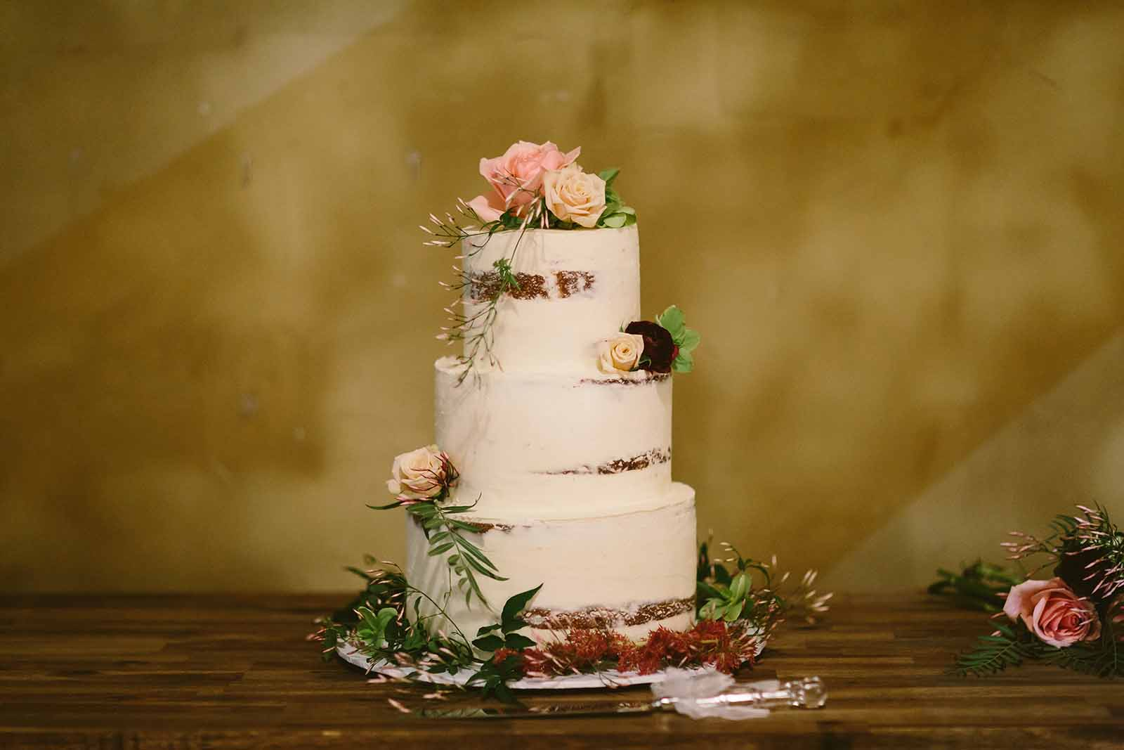 Project cake photo by Cavanagh Photography